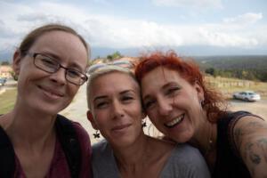 Dann der nächste Kurs bei Jana und Leonie im September 2019